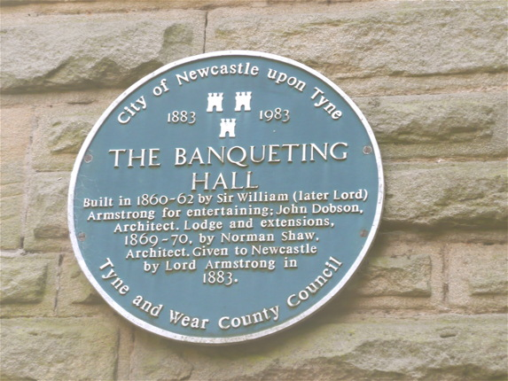 Banqueting-house-plaque