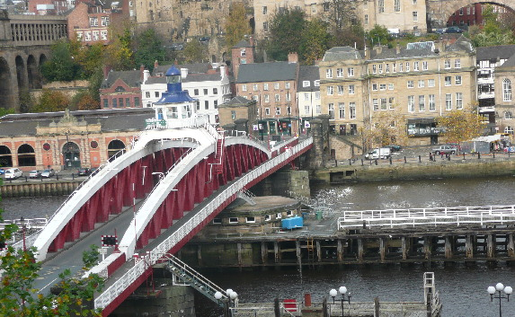 Swing Bridge Newcastle