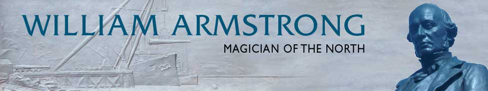 Banner for the William Armstrong web site